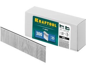 KRAFTOOL 35  мм гвозди  для нейлера тип 300, 5000 шт
