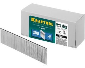 KRAFTOOL 45  мм гвозди  для нейлера тип 300, 5000 шт