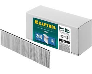 KRAFTOOL 50  мм гвозди  для нейлера тип 300, 5000 шт
