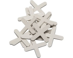 STAYER 4мм крестики для плитки, 100шт