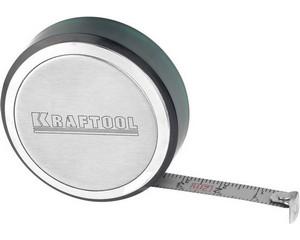 KRAFTOOL SuperKompakt рулетка из нержавеющей стали