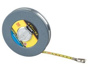 """Мерная лента STAYER """"PROFI"""", стальное полотно, ударопрочн. пластмасс. корпус, 50мх13мм"""