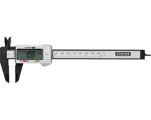 STAYER MASTER штангенциркуль электронный, композитные материалы, 150мм