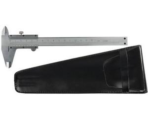 "Штангенциркуль STAYER ""PROFI"" ""СМ-150-0,1"" двусторонний с глубиномером, нержавеющая сталь, 150мм, шаг 0,1мм"