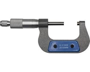 """Микрометр LEGIONER """"M-25-50-0.01"""" механический, 25-50/ 0,01мм"""
