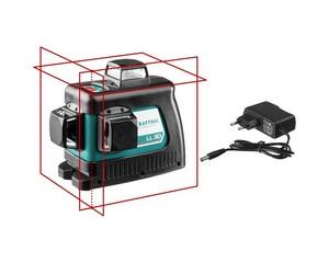 KRAFTOOL LL 3D нивелир лазерный, в коробке