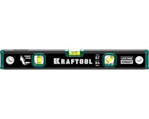Kraftool 400 мм, уровень с зеркальным глазком