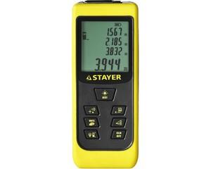 Дальномер лазерный, STAYER, MASTER, 34957