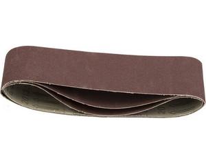STAYER 75х457 мм, P100, лента шлифовальная MASTER, для ЛШМ, 3 шт.