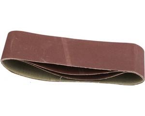 STAYER 100х610 мм, P120, лента шлифовальная MASTER, для ЛШМ, 3 шт.