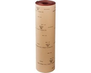 14А 25-H (P60), 800 мм рулон шлифовальный, на тканевой основе, водостойкий, 30 м, БАЗ