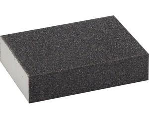 Губка шлифовальная четырехсторонняя, ЗУБР, МАСТЕР, 35612-080