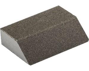 Губка шлифовальная четырехсторонняя угловая, ЗУБР, МАСТЕР, 35613-080
