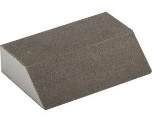 Губка шлифовальная четырехсторонняя угловая, ЗУБР, МАСТЕР, 35613-120