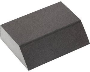 Губка шлифовальная четырехсторонняя угловая, ЗУБР, МАСТЕР, 35613-320
