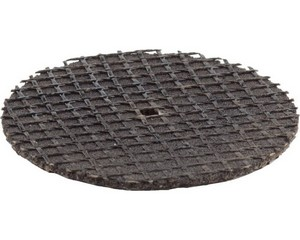 Круг ЗУБР абразивный армированный отрезной, d 32х 2,0х1,0мм, 5шт
