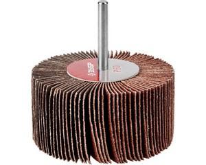 ЗУБР  d 80x40 мм, P60, круг шлифовальный лепестковый