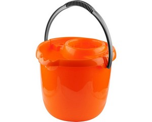 Ведро пластиковое для непищевых продуктов, DEXX, 39312