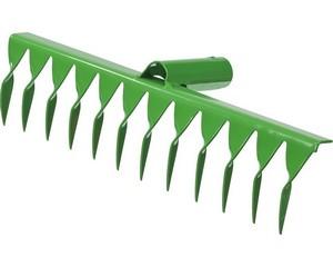 Грабли, РОСТОК 39600-12, 12 зубцов, витые, 312x72 мм