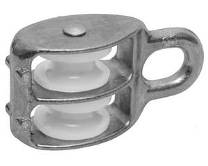 Блок двойной, ЗУБР, 4-304596-20