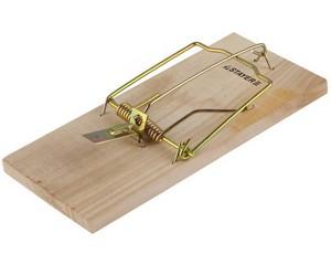 Крысоловка деревянная, STAYER, STANDARD, 40501-L