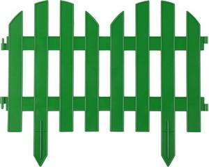 Забор декоративный «ПАЛИСАДНИК», GRINDA, 422205-G