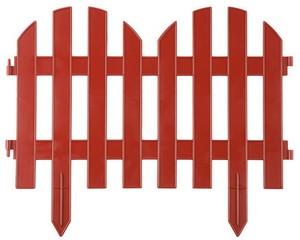 Забор декоративный «ПАЛИСАДНИК», GRINDA, 422205-T