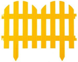 Забор декоративный «ПАЛИСАДНИК», GRINDA, 422205-Y