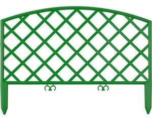 Забор декоративный «ПЛЕТЕНЬ», GRINDA, 422207-G