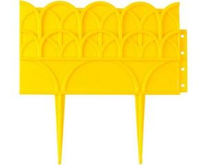 Бордюр декоративный для цветников, GRINDA, 422223-Y