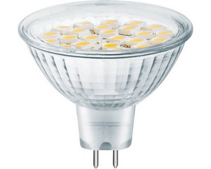 "Лампа СВЕТОЗАР светодиодная ""LED technology"", цоколь GU5.3, яркий белый свет (4000К), 230В, 5Вт (35)"