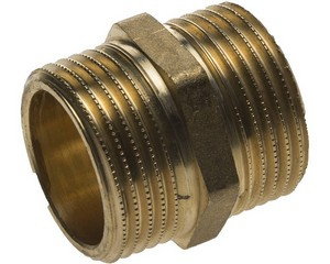 Бочонок GENERAL FITTINGS латунь, 1/2""
