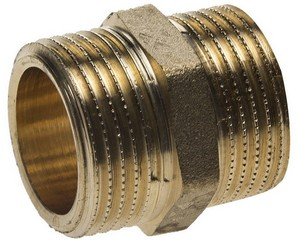 Бочонок GENERAL FITTINGS латунь, 3/4""