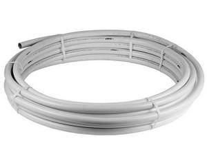 Труба металлопластиковая ЗУБР, 32мм, толщ. стенки 3мм, мет. слоя 0,3мм, макс. давл/10атм при т-ре 95 град, 50 м