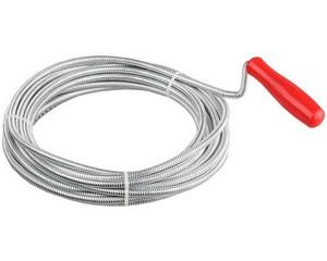 Трос сантехнический для прочистки труб и канализации, ЗУБР, МАСТЕР, 51902-05