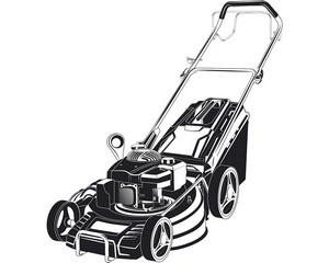 ЗУБР 460 мм  4.5 л.с.  самоходная газонокосилка бензиновая