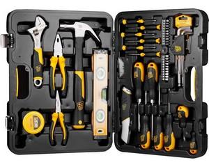 Набор JCB: Инструменты для ремонтных работ, 50 предм