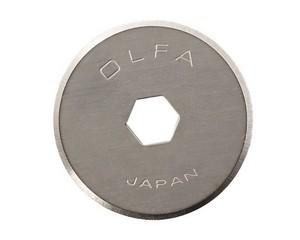 Лезвие OLFA круглое для PRC-2, чистый рез, 18х0,3мм, 2шт