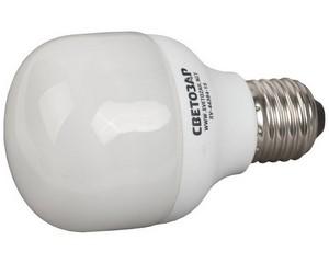 Лампа энергосберегающая, СВЕТОЗАР, SV-44384-11