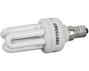 Лампа энергосберегающая, СВЕТОЗАР, SV-44430-09