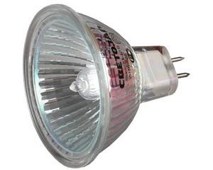 Мощность 35ВТ, Тип цоколя GU5.3, напряжение 12В, диаметр 51мм, СВЕТОЗАР, SV-44723