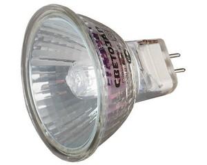 Мощность 35ВТ, Тип цоколя GU5.3, напряжение 220В, диаметр 51мм, СВЕТОЗАР, SV-44813