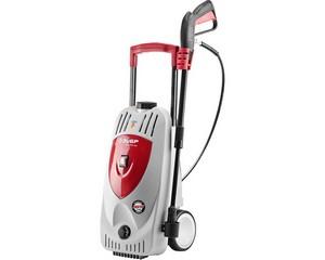 Мойка высокого давления (минимойка) электрич, ЗУБР ЗАВД-2000, макс. 165 Атм, 6 л/мин, 2000 Вт, бесщет двиг-ль, колеса, АВТО-СТОП, 5м шланга, 5м провод