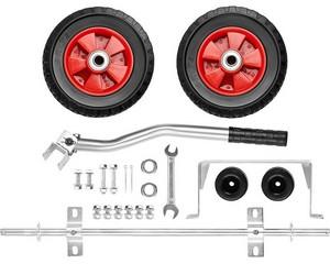 Набор колес + рукоятка, для генераторов мощностью до 3500 Вт, ЗУБР