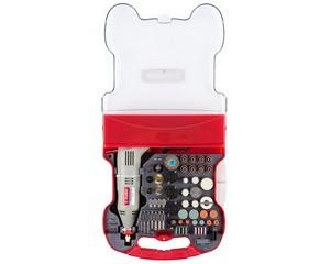 Гравер  электрический с набором мини-насадок, 172 предмета, ЗУБР, ЗГ-130ЭК H172