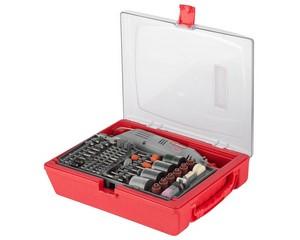 Гравер  электрический с набором мини-насадок, 176 предметов, ЗУБР, ЗГ-130ЭК H176