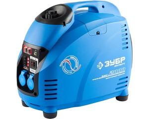 ЗИГ-2000 генератор инверторный, 2000 Вт, ЗУБР
