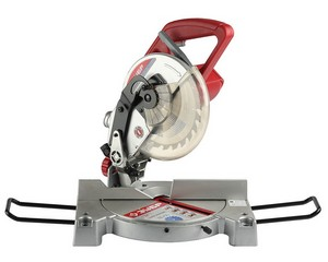 Пила торцовочная ЗУБР, удлинитель стока, 210 мм, 5000 об/мин, 1300 Вт