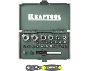 Набор KRAFTOOL Биты ЕХPERT 26065-H26