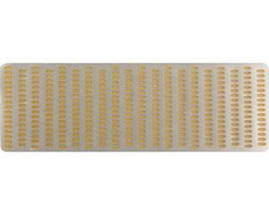 Бруски LEGIONER с алмазным напылением (среднее зерно), 50х150мм
